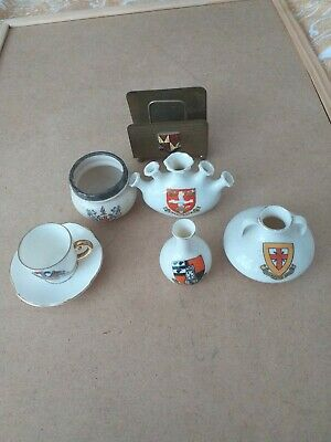 Crested Ware Collection  • 4.50£