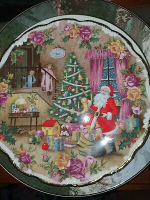 1992 Royal Albert Christmas Collectable Plate   By Fred Errill • 4.80£