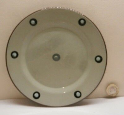 Babbacombe Plate  1950-60's Unusual Pattern • 9£