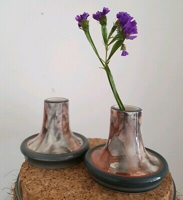 Jersey Pottery Candle Holder/candlestick • 7£