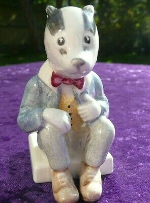 Beswick 1981 Bill Badger From Rupert And His Friends  • 18£