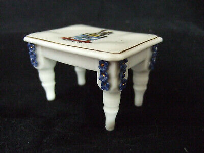 Souvenir Crested Porcelain Heraldic 'redcar' China Table  • 3.99£