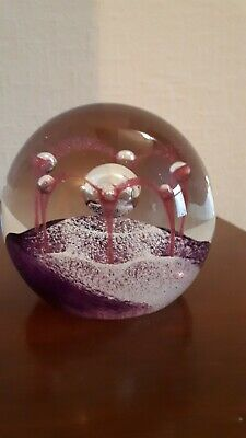 Caithness Paperweight' Maydance' • 4£