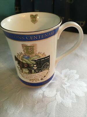 RINGTONS Centenary 1907-2007 Bone China Mug • 1.50£