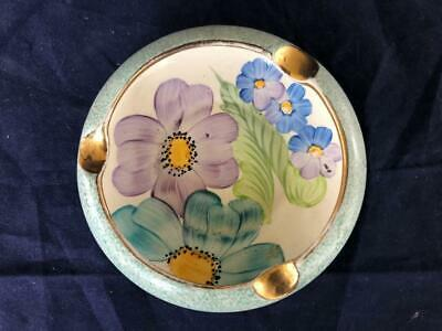 Good Vintage Gray's Art Deco Pottery Hand Painted Bowl. C1930 • 8.99£