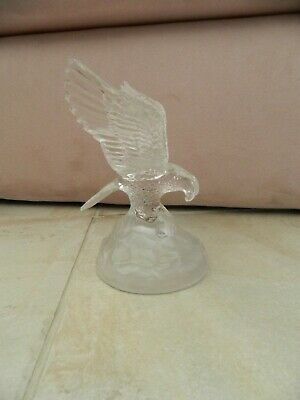 Crystal Glass Eagle • 9.99£