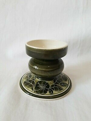 Jersey Pottery Short Candlestick Holder • 5£