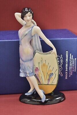 Kevin Francis Peggy Davies The Majestic Limited Edition Figurine Boxed & Cert • 125£
