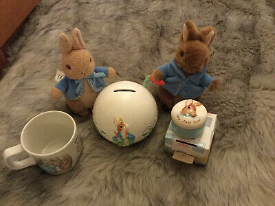 Peter Rabbit Set • 0.99£