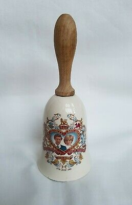 Melba Ware England Commemorative Bell For Decoration • 4£