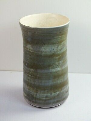 "Aviemore Scotland Pottery Vase - 6.25"" Tall / 3.5"" Wide • 15£"
