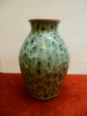 Wellhouse Paignton Studio Pottery Vase Cyril Wilson • 38£