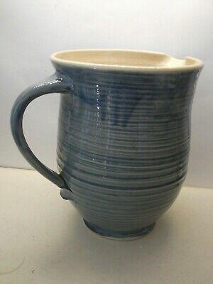 Buckfast Abbey Pottery VERY LARGE JUG 5.5 Pints (2.6 L) • 25£
