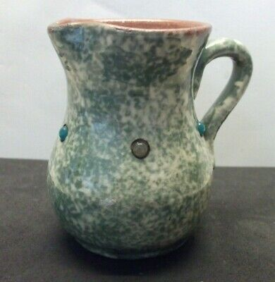 Hart & Moist ( Exeter) Jewelled Jug Devon • 22£