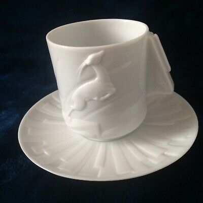 Franz Diana With Fawns Cup And Saucer A5505 Boxed • 16.50£