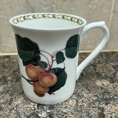 RHS Queens China Hookers Fruit Apricots Mug/Cup • 6£