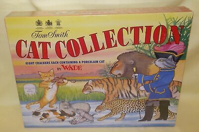Tom Smith Wade Christmas Crackers - CAT COLLECTION • 32£