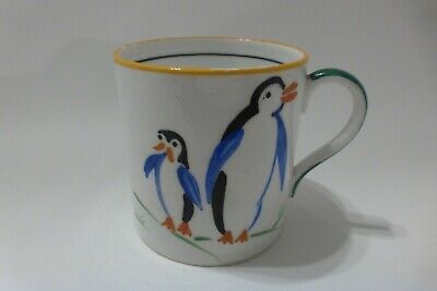 Freda Beardmore 1930's Foley China Child's Cup Hand Painted & Signed - Scarce  • 29.99£