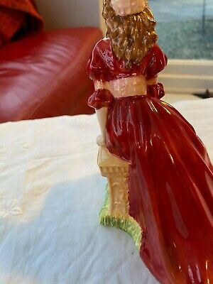 Royal Doulton Rare Figurine'Judith' In Immaculate Condition No Cracks Or Chips • 65£