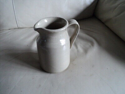 Antique /Vintage Moira Handcrafted Stoneware Jug Made In England • 12.99£