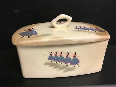 Beswick Ballet Butter Dish Rare Collectable • 17.50£