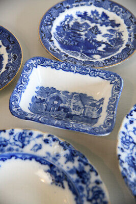 Collection Blue & White Tableware • 25£