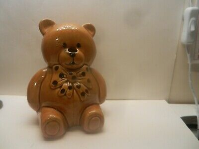 Babbacombe Pottery Teddy Bear String Dispenser (without Scissors).  • 15£