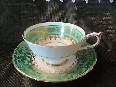 Superb Antique Paragon China Cabinet Cup And Saucer Double Royal Backstamp • 25£