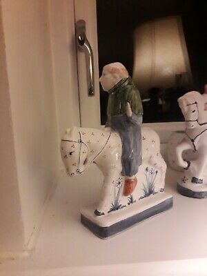 Rye Pottery - Canterbury Tales - Figurine - The Friar • 45£