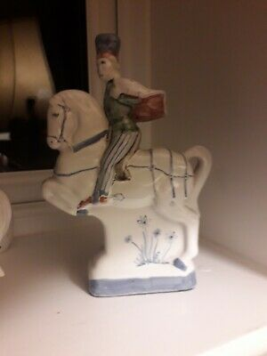 Rye Pottery Canterbury Tales-the Squire • 45£