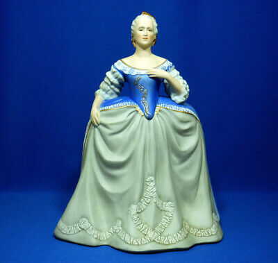 Vintage Franklin Porcelain Catherine The Great Figure Limited Edition 1983 • 5.99£