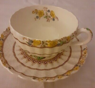 Spode Buttercup Cup And Saucer  • 6.40£