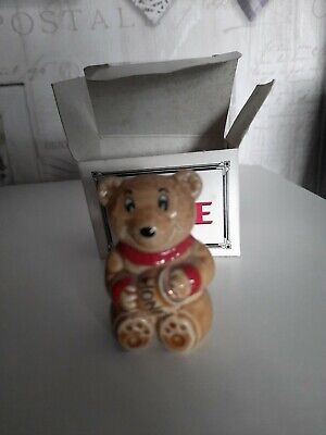 Wade Honeybee Bear With Red Round Neck Special One Offs  • 20£
