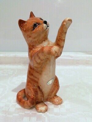 Beswick Persian Cat On Hind Legs Model No.1883. Ginger Swiss Roll. 1964-1966.  • 49.99£