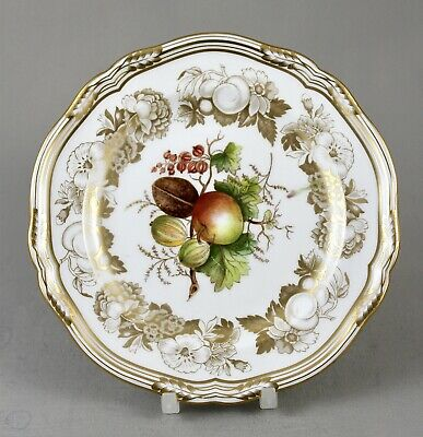 """Spode China Golden Valley 15.5cm 6⅛"""" Tea Side Bread Plate Y7840 2nd • 10£"""