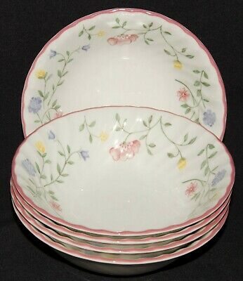 Johnson Brothers Summer Chintz 5 Dessert Bowls 6  • 8.95£