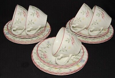 Johnson Brothers Summer Chintz 17 Piece Tea Set • 10.95£