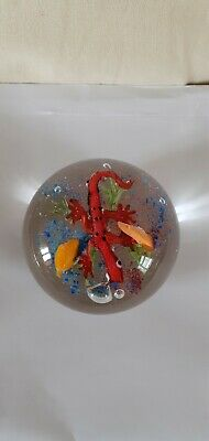 Glass Paperweight  • 1.60£