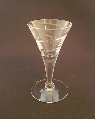 Cambridge Cordial RONDO Cutting Crystal - 1 Oz. 7966 Line From 1950  • 21.36£