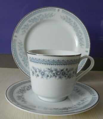 BHS Porcelain China,  Hadleigh  Trio. In Excellent Condition • 2.20£