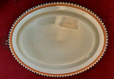 Grays Pottery. Large Antique Oval Platter. 1930s • 4.75£