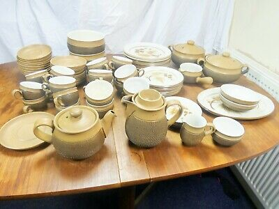 Large Amount Of Vintage Denby Cotswold Tableware At Various Prices - Downsizing • 10£