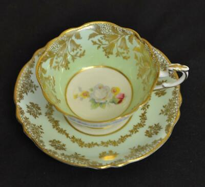 Vintage Paragon Cup & Saucer Marked A198/8 • 5£