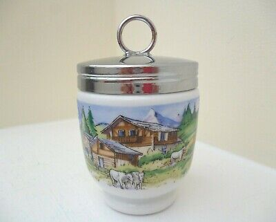 Royal Worcester Egg Coddler Worcester Mini Foundue King Size Double  • 14.50£