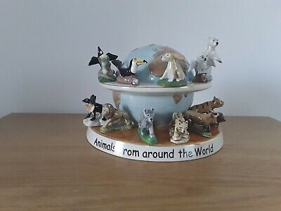Wade Porcelain China Whimsies Animals From Around The World  • 15£