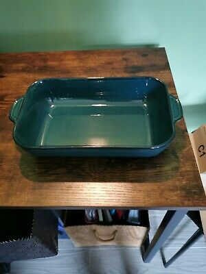 Denby Greenwich Large Rectangle Serving Dish • 18£