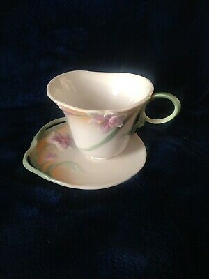 Franz Spring Lily Cup And Saucer • 22£