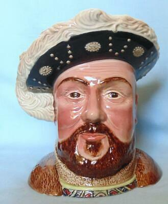 Beswick Large Character Jug King Henry Viii Model 2099 • 25£