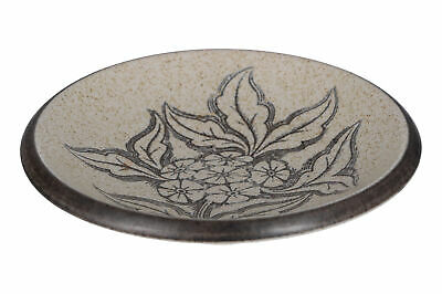 A Purbeck Pottery Bowl Floral Design English • 14.95£