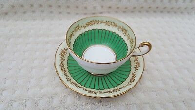 Stunning Paragon Cabinet Cup And Saucer • 17.99£